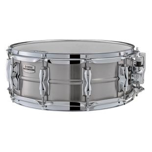 "RLS1455 Recording Custom 14"" x 5.5"" Stainless Steel Snare Drum"