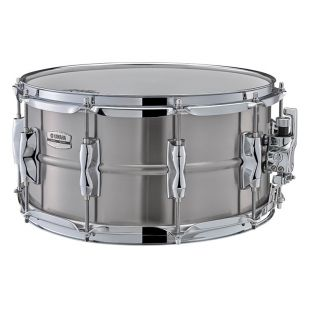 "RLS1470  Stainless Steel 14"" x 7"" Snare Drums"
