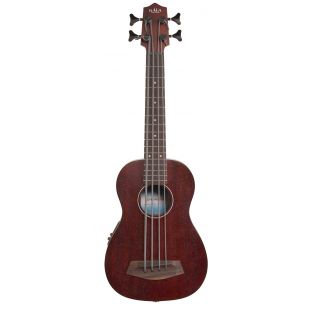 Rumbler U-Bass Fretted Acoustic Electric Bass Ukulele