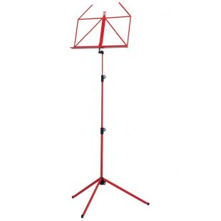 Konig and Meyer 100/1 Red Music Stand