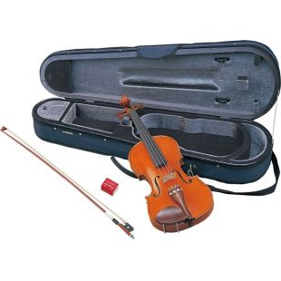 Yamaha V5SA Three-Quarter Size (3/4) Violin Outfit