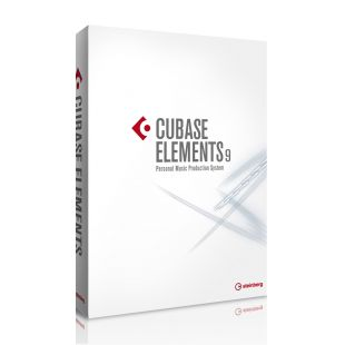 Cubase Elements 9 Studio DAW Software (Education Licence)