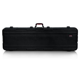 Slim 88-note Keyboard Case With Wheels