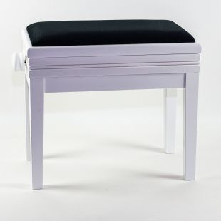 5012AB Adjustable Piano Stool with Storage