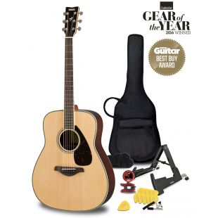 Maverick Beginner Acoustic Guitar Package