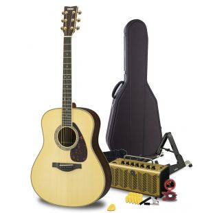 Maverick Deluxe Acoustic Guitar Package