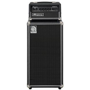 Classic Series MICRO-CL Compact Stack  100w Bass Amplifier