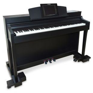 Glide Dollies For Digital Pianos