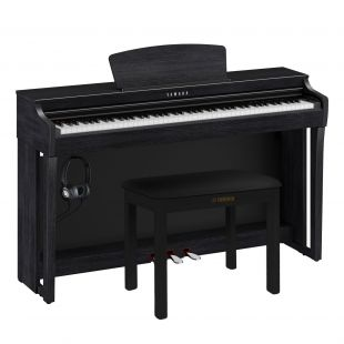 CLP-725B Clavinova Digital Piano Essential Pack