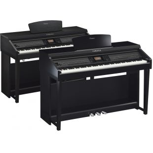 CVP-701 Clavinova Digital Pianos