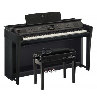 CVP-805 Clavinova Digital Piano Pianist Pack