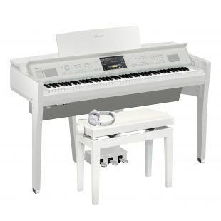 CVP-809 Clavinova Digital Piano Pianist Pack