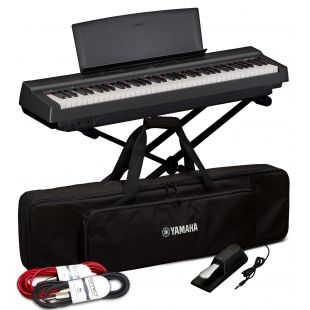 P-121 Digital Piano Gigging Pack