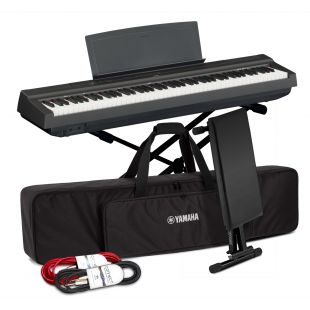 P-125 Digital Piano Gig Pack