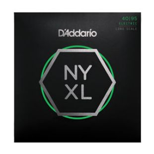 NYXL4095 Long Scale Super Light Nickel Wound Bass Guitar Strings