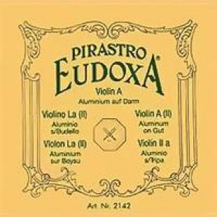 Eudoxa A (2nd) String for Three Quarter (3/4) and Full (4/4) Size Violin