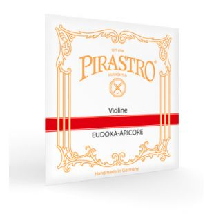 P2143-41 Eudoxa D (3rd) String for Three Quarter (3/4) and Full (4/4) Size Violin - Loop End
