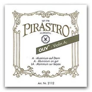 Oliv A (2nd) String for Three Quarter (3/4) and Full (4/4) Size Violin