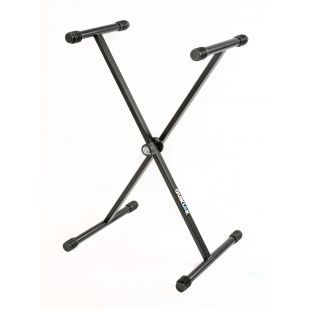T-10 Single Braced Keyboard X Stand