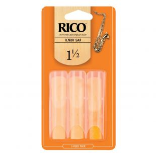 RKA0315 Orange Tenor Sax Reeds 1.5 - 3 Pack