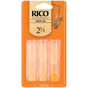 RKA0325 Orange Tenor Sax Reeds 2.5 - 3 Pack