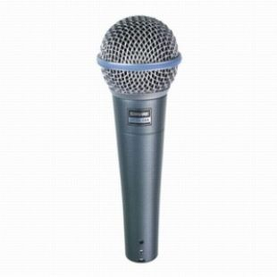 Beta 58A  Dynamic Vocal Microphone