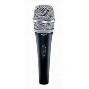 PG57 Dynamic Instrument Microphone with XLR to XLR Cable