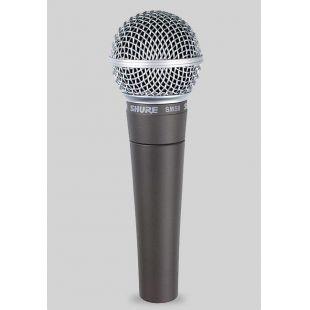 SM58 Dynamic Vocal Microphone