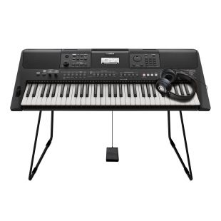 PSR-E463 Performer Home Keyboard Pack