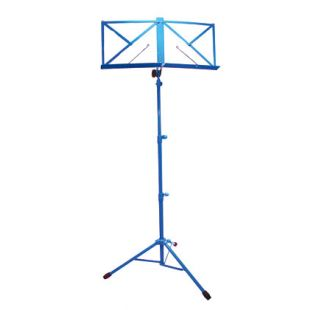 MS20BL Fold-up Sheet Music Stand in Bag