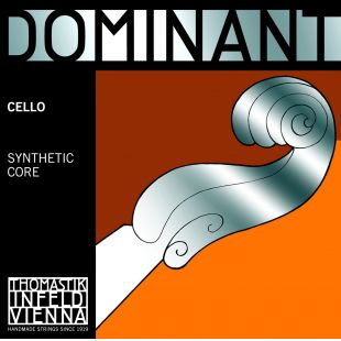 Dominant A (1st) String for Three Quarter (3/4) and Full (4/4) Size Cello