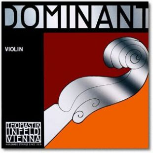 Dominant Violin A String, 1/4 Size