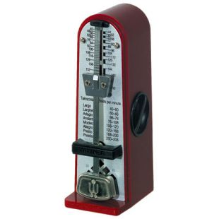 2210R Taktell Piccolino Metronome in Ruby-Red