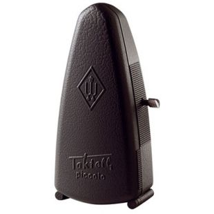 1628B Taktell Piccolo Metronome in Black