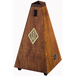 804M Metronome in Matte Walnut Case