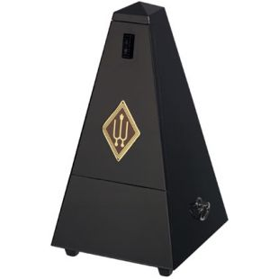 806M Metronome in Matte Black