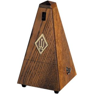 808 Metronome in Oak