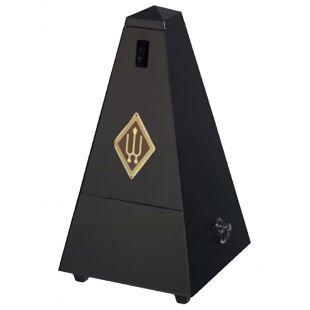 816K Metronome with Bell in Black