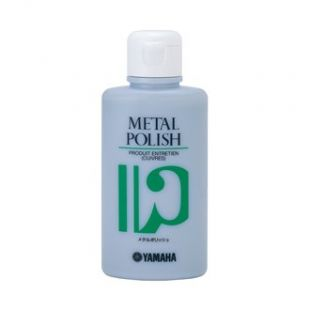 AMP Metal Polish for  nickel-plated and unlacquered brass finishes