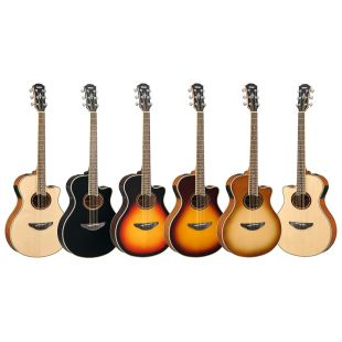 APX700II Electro-Acoustic Guitars