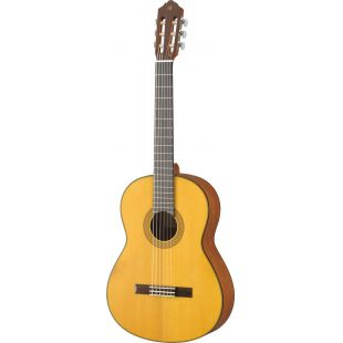 CG122MS Solid Spruce Top Classical Guitar