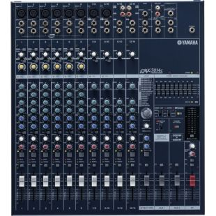 EMX5014C Powered Mixer/PA Head