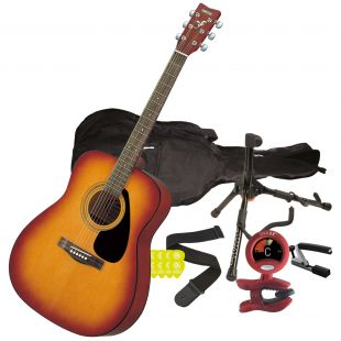 F310 Acoustic Guitar Beginner Package