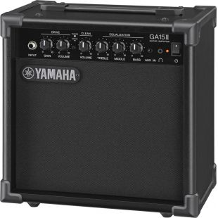 GA15II Guitar Practice Amplifier
