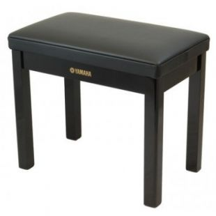 GTB Polished Ebony Digital Piano Stool