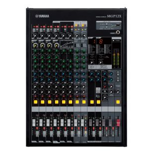 MGP12X 12 Channel Professional Analogue Mixer