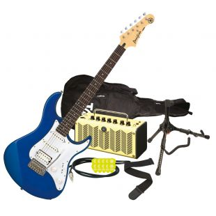 Beginner Electric Guitar Pack