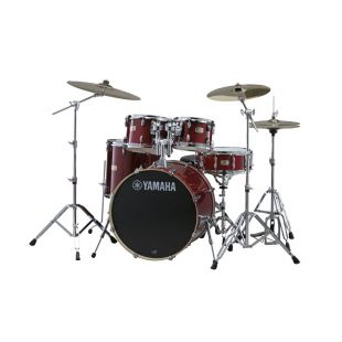 New SBP0F5-CR7 Stage Custom Birch Shell Set with 700 Series Hardware (inc 20x17 inch Bass Drum)