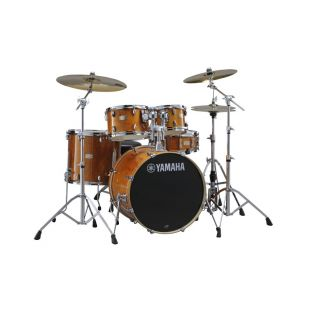 New SBP0F5-HA6W Stage Custom Birch Shell Set with 600W Series Hardware (inc 20x17 inch Bass Drum)