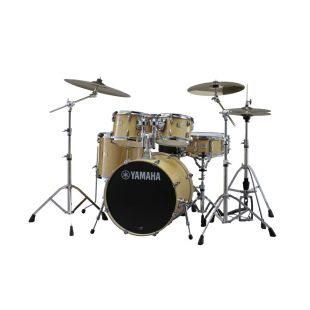 New SBP0F5-NW6W Stage Custom Birch Shell Set with 600W Series Hardware (inc 20x17 inch Bass Drum)